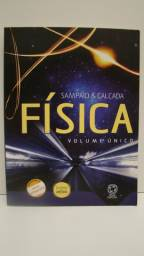Livro: Física Volume Único / José L. Sampaio / Caio S. Calçada