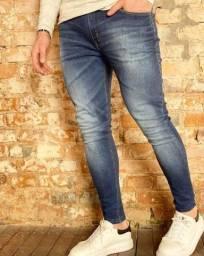 Calças jeans uniisex