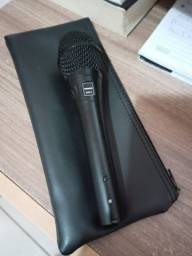 Microfone condensador Shure sm 87a