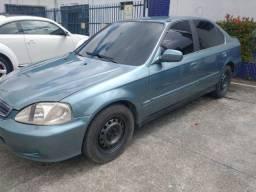 Honda Civic automático 2000