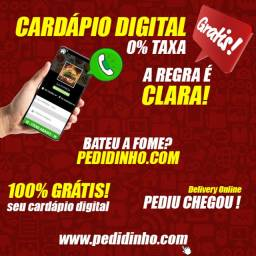 Sistema Delivery com WhatsApp Grátis