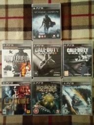 Jogos para PS3 / PS3 games / Somente vendas / leia o anúncio