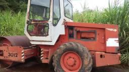Rolo Compactador Modelo hamm 3012/1993