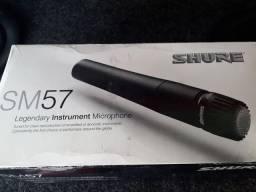 Microfone Shure SM57