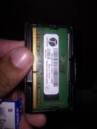 Memória DDR4 4GB notebook