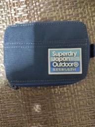 Carteira Superdry - comprado em Londres