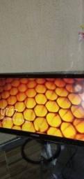 Monitor Samsung Full HD 23 polegadas com HDMI. Parcelo no cartão