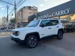 jeep renegade zero km a pronta entrega e ipva 2021 pago com central multimidia