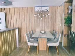 Apartamento para venda com 79 metros quadrados com 3 quartos em Ponta D'Areia - São Luís -