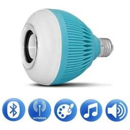Luminária de LED Colorido Musical com Bluetooth<br><br>