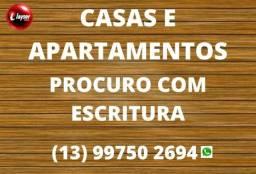 Casas e Apartamentos em Cubatão - Cadastre - Layser Imóveis
