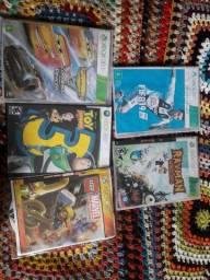 Jogos xBox originais e paralelos