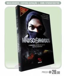 Título do anúncio: Livro Mascarados