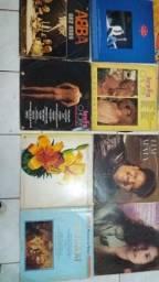 Disco LP antigo