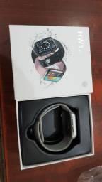 Smartwatch Iwo 12 novo tela infinita 40mm