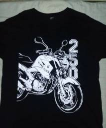 Camisa Moto Fazer