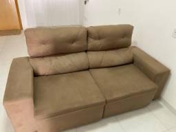 Sofa retrátil e reclinável (3 lugares)