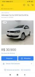 Vendo Volkswagen Fox 2013