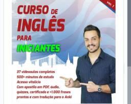 Curso de inglês pra iniciantes