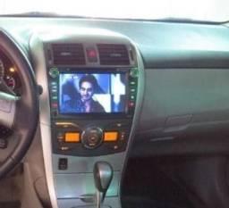 Central Multimídia Corolla 2009 a 2014