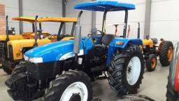 Trator New Holland modelo TT3840 4x4 ano 2013