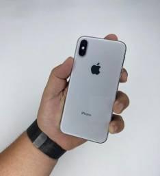 IPhone X 64GB branco ( vitrine )