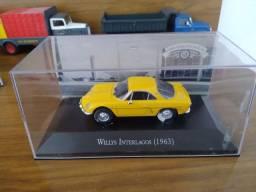 Willys Interlagos (1963) - Carros Inesquecíveis Do Brasil