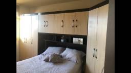 Apartamento, 02 dormitórios com armários