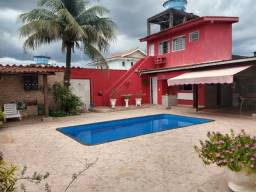 Casa 254 m², 05 qtos,02 suites, piscina, 04 vgs.gar. no Campos Elisios