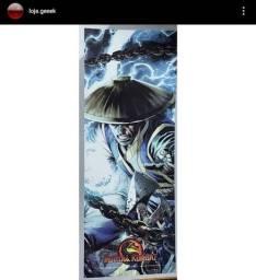 Pôster Mortal Kombat 70 x 27