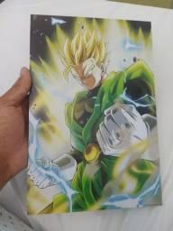 Quadro MDF, Anime personalizados