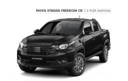 Nova Strada Freedom 1.3 Cabine Dupla Flex 2022