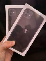 Iphone 11 64GB Preto - Lacrado - Novo 01 de garantia