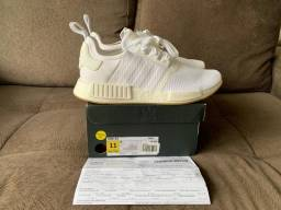 Adidas Nmd R1 Triple White - 43 - Dswt - Completo