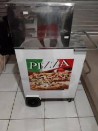 Carrinho de pizza expres