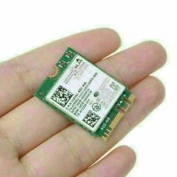 placa wifi interna notebook Intel Wireless-AC 3160NGW Dual Band 2.4 / 5Ghz Bluetooth 5g