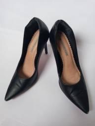 Scarpin Preto (Sapatinho de luxo) N36