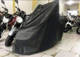 Capa de moto