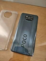 Poço X3, NFC, 64gb, com garantia