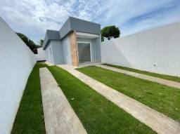 SC- Casa Linear 2 Quartos com Suíte em Macafé
