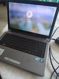 Notebook i3, 4 gigas itautec