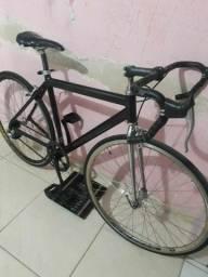Bicicleta single