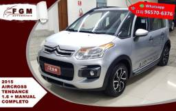 Citroen Aircross Tendance 1.6 16v Flex Manual 2015