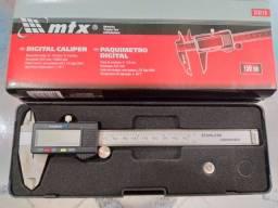 Paquímetro digital - MTX novo ! Corpo de 150mm em aço
