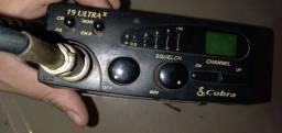 Rádio px marca cobra usado