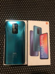 Redmi Note 9 de 128 gigas