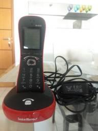Telefone sem fio digital Intelbrás TS 8220