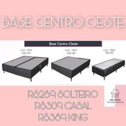 Título do anúncio: BASE BOX CENTRO-OESTE DE CASAL