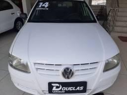 Raridade. VW Gol GIV 1.0 04 portas - Completo - 2014