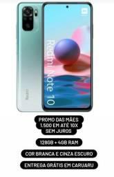 XiaoMi Redmi Note 10 128GB LANÇAMENTO